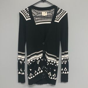 PacSun Sweaters - PacSun/ LA Hearts button down cardigan in black